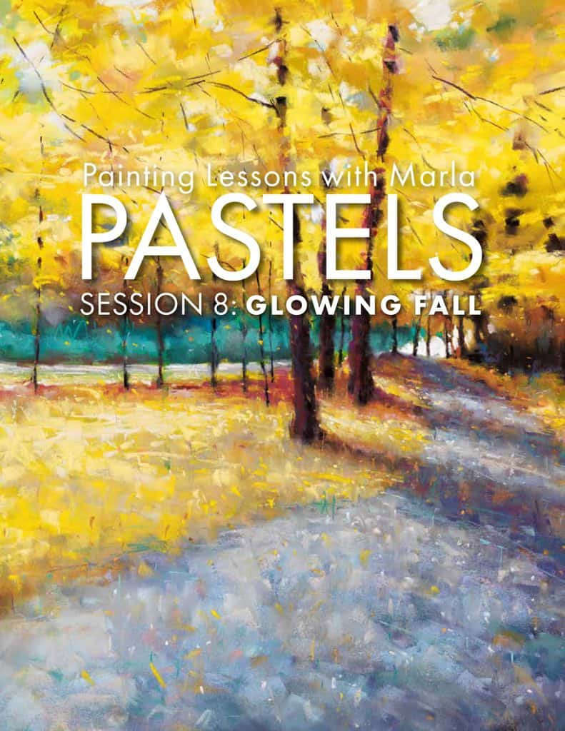 Monthly Lessons Subscription - Painting Lessons With Marla