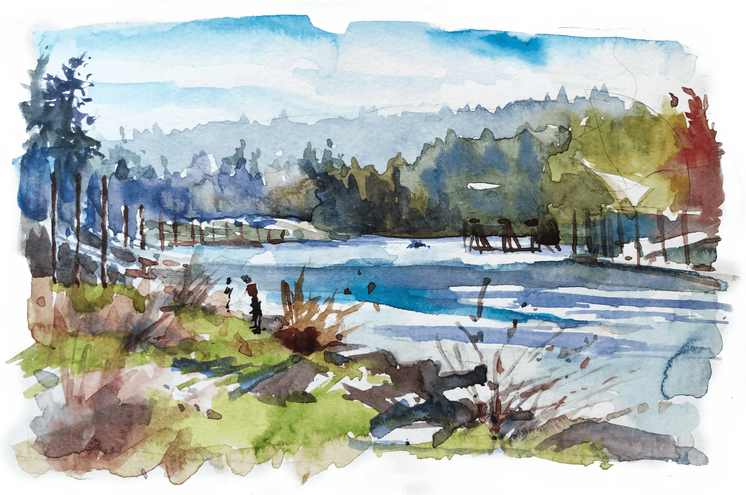 Watercolor Sketching Workshop Info Painting Lessons With Marla